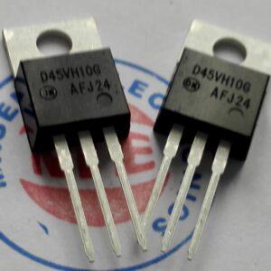 Transistor D45VH10G.