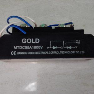 IGBT MTDC55A1600V
