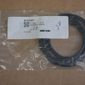 O-Rings W07070A05-G-70 Mori Seiki