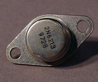 Transistor 2N6213