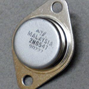 Transistor 2N6547