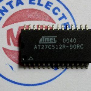 IC AT27C512R-90C Atmel