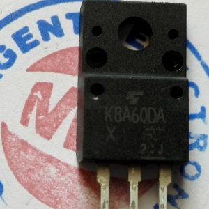 Transistor K8A60DA/TK8A60DA