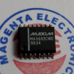 IC MAX693CWE