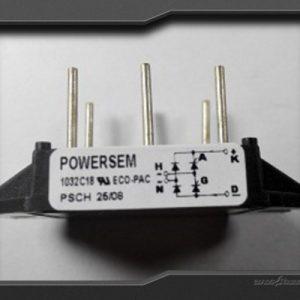PSCH 25/08 Powersem