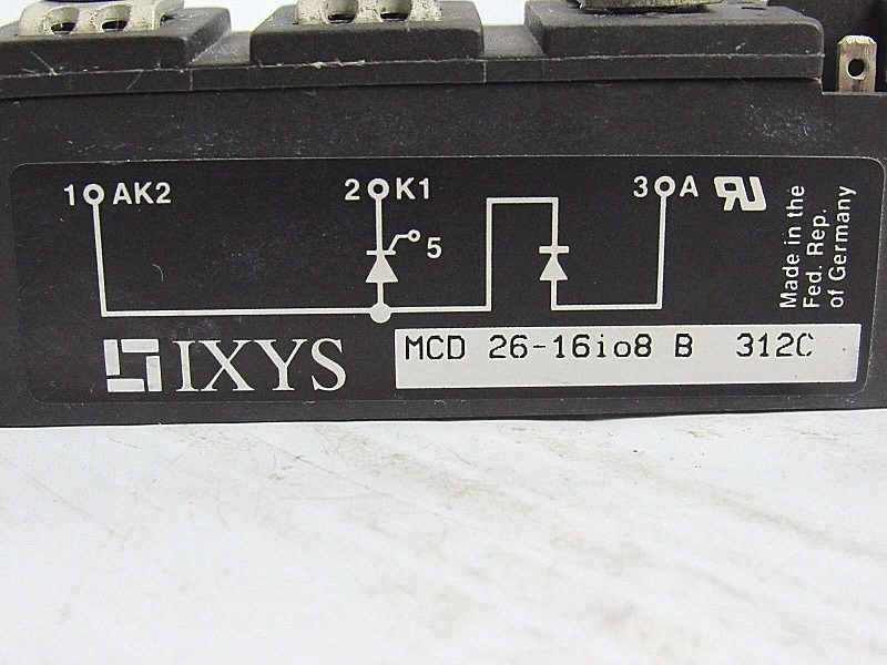 Dioda MCD 26 – 16i08B