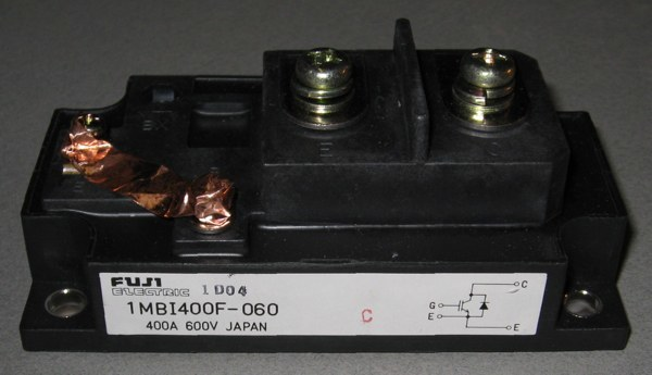 1MBI400F-060 - IGBT (Fuji Electric)