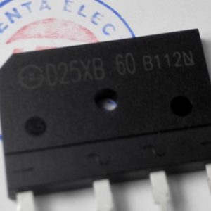 Rectifier D25XB60
