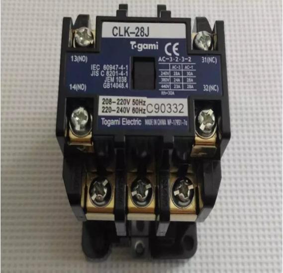 Contactor CLK-28J Togami