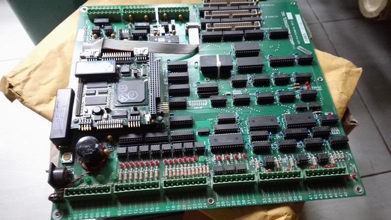 ASSY P/N PCB0014A Jardis